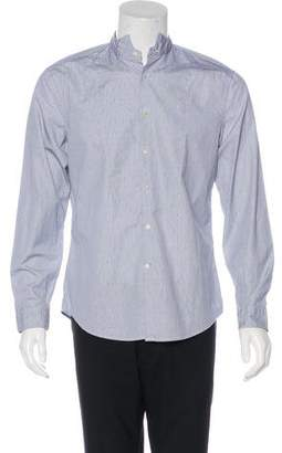 John Varvatos Wing Collar Shirt