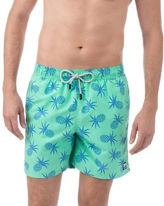Trunks TOM & TEDDY Pineapple Swim