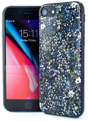 Jack Wills TPU Brampton Navy Floral IPhone 6/7/8