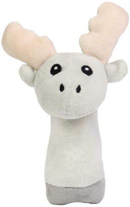 Kids Concept Edvin Plush Rattle Moose