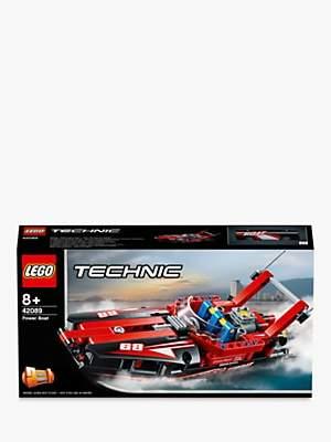 Lego Technic 42089 2-in-1 Power Boat