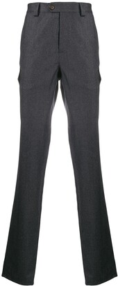 Brunello Cucinelli side pocket straight trousers