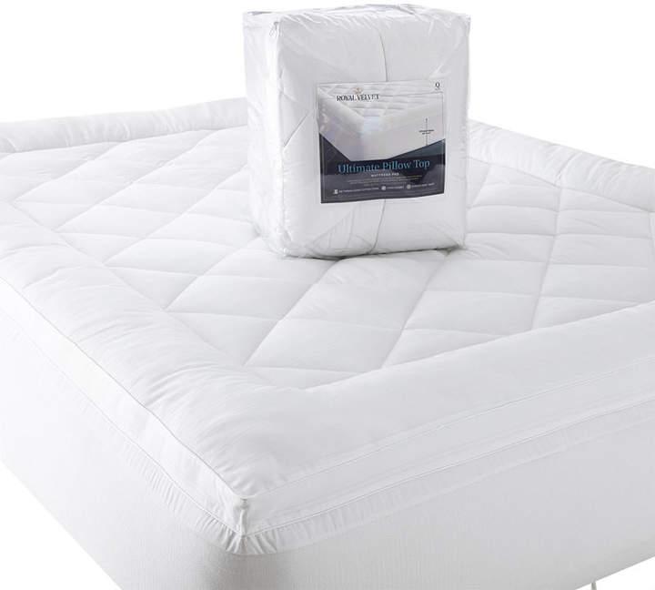 Ultimate Pillow Top Mattress Pad
