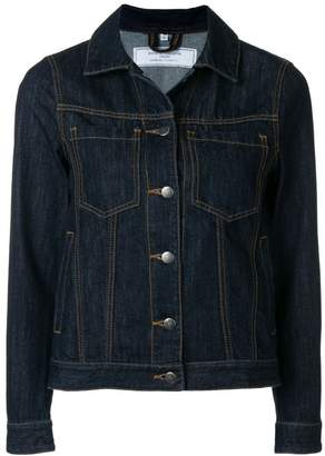 Societe Anonyme J cropped denim jacket