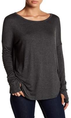Sweet Romeo Long Sleeve Dolman T-Shirt