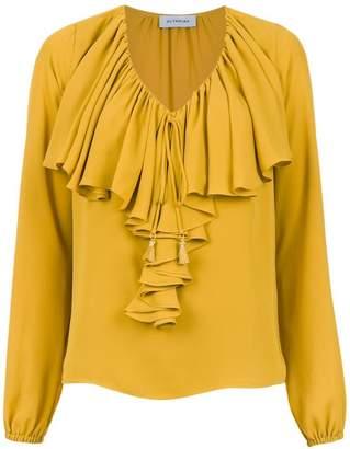 Olympiah Juli ruffled blouse