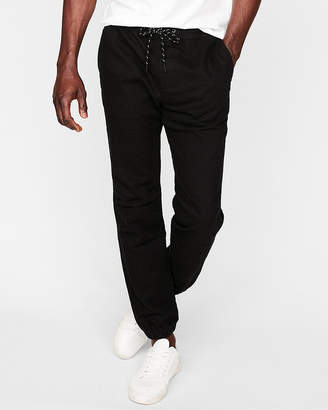Express Double Faced Jogger Pants