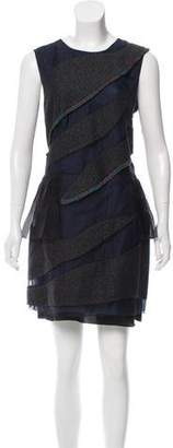 Christian Dior Sleeveless Silk Dress