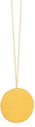 Women's Gorjana 'Faye' Pendant Necklace $75 thestylecure.com