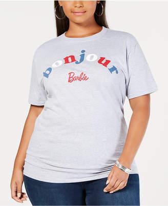 Hybrid Plus Size Barbie Bonjour T-Shirt