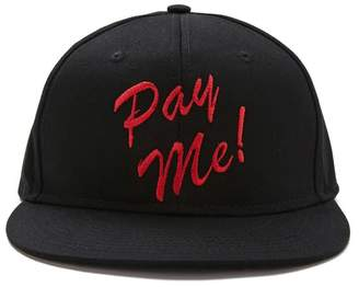 Forever 21 Pay Me Snapback Hat
