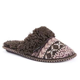 Muk Luks Women's Frida Scuff Slippers