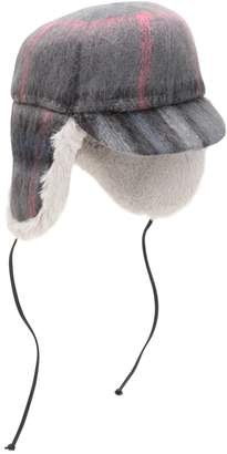 Eugenia Kim SAMMY WOOL & MOHAIR TRAPPER HAT