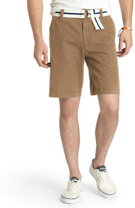 Izod Flat Front Stretch Golf Short