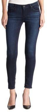 AG Legging Ankle Jeans $168 thestylecure.com