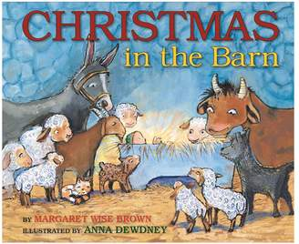 Harper Collins Christmas in the Barn
