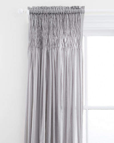 Heirloom Voile Curtain Panel, 96″L