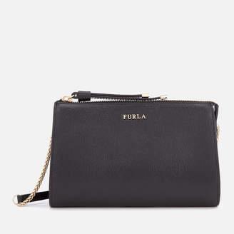 Furla Women's Luna Xl Cross Body Bag Pouch - Black