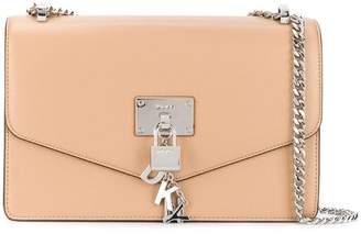 DKNY padlock crossbody bag