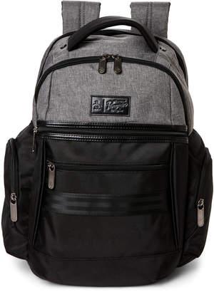 Original Penguin Black Classic Laptop Backpack