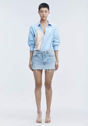 Alexander Wang (アレキサンダー ワン) - Alexander Wang Exclusive Denim Mini Skirt