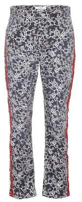 Etoile Isabel Marant Isabel Marant, Étoile Fliff printed jeans