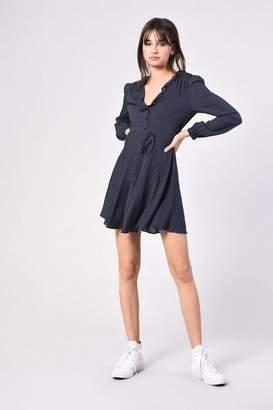Glamorous Womens **Dotted Skater Dress