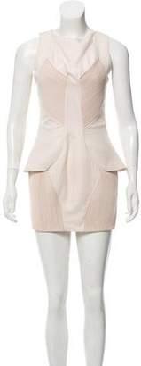 Hakaan Sleeveless Mini Dress
