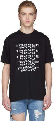 Misbhv Black Trance 5000 T-Shirt