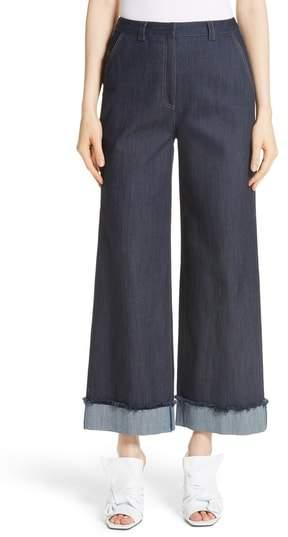 Cinq a Sept Gemma Wide Leg Jeans
