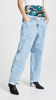 Natasha Zinko Combo Double Jeans
