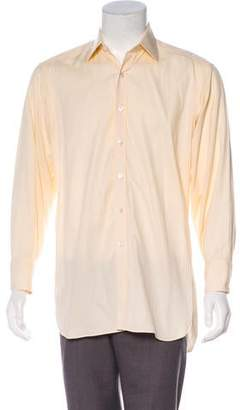 Turnbull & Asser Woven Dress Shirt