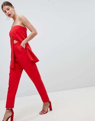Missguided Peace And Love Tapered PANTS