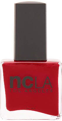 NCLA Nail Lacquer in Red. $16 thestylecure.com