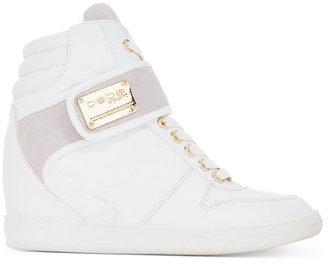 Bebe Sport Colby Wedge Sneakers - ShopStyle Women