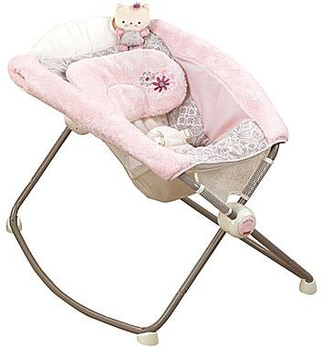 Fisher-Price My Little SweetieTM Deluxe Rock 'n PlayTM Sleeper