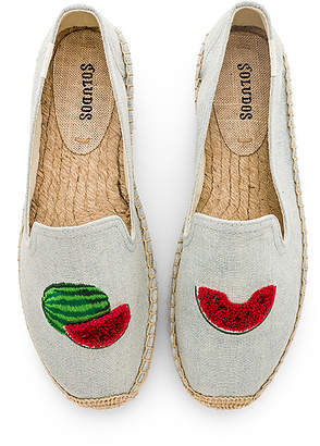 Soludos Watermelons Smoking Slipper
