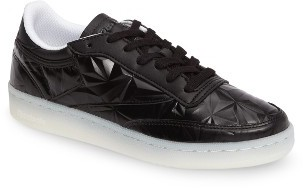 Women's Reebock Club C 85 Dynamic Chrome Sneaker $94.95 thestylecure.com