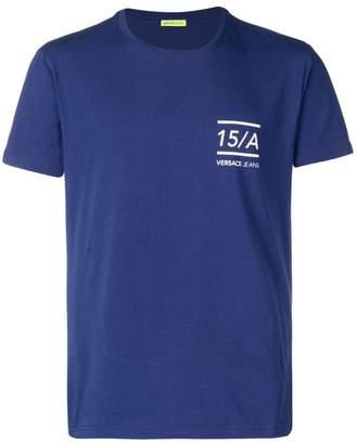 Versace 15/A print t-shirt