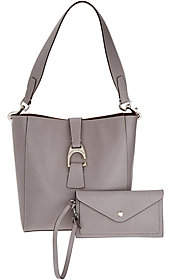 Dooney & Bourke Saffiano Leather ShoulderBag - Ashby