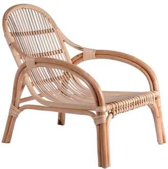 Natural Rattan Sunday Chair