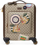 Gucci Courrier 系列 GG Supreme carry-on