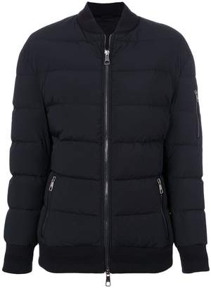 Neil Barrett padded bomber jacket