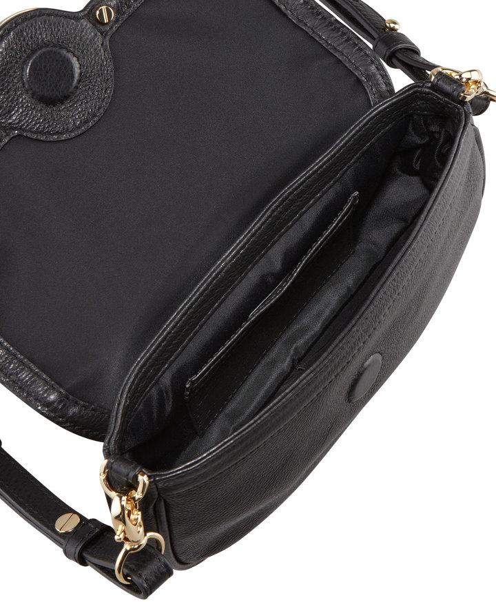 Tory Burch Amanda Classic Crossbody Bag, Black