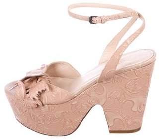 Bottega Veneta Vanessa Butterfly Sandals