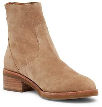 Kenneth Cole Gentle Souls by Parker Suede Back Zip Boot