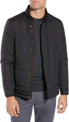 Ted Baker Lesta Quilted Slim Fit Jacket