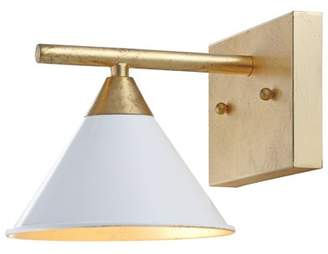 George Oliver Clairlea Metal 1-Light Armed Sconce
