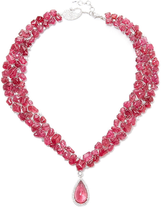 CoomiCoomi Spinel Necklace