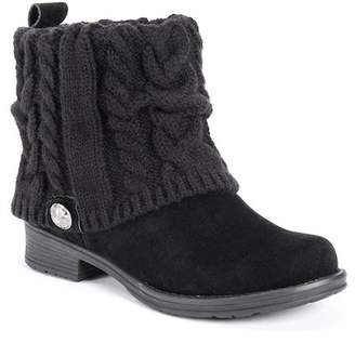 Muk Luks Cass Sweater Boot